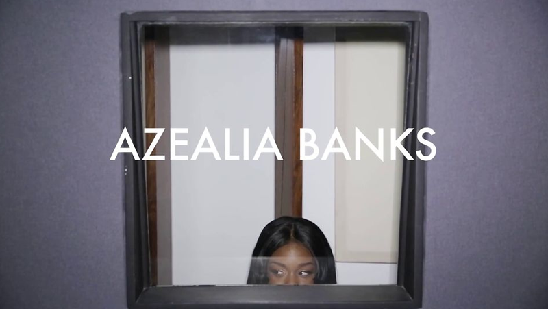 Azealia Banks Harlem Shake Remix