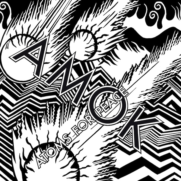 Atoms for Peace AMOK now Streaming