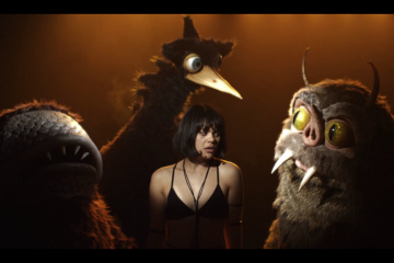 Bat For Lashes Lilies Music Video