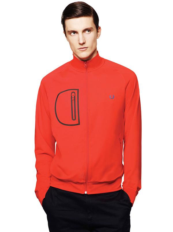Fred Perry Spring Summer 2013 Capsule Sportswear Collection