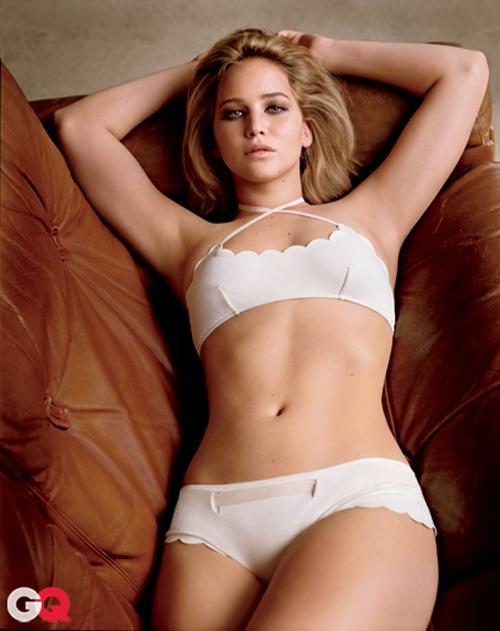 GQ Magazine Jennifer Lawrence Woman of the Week
