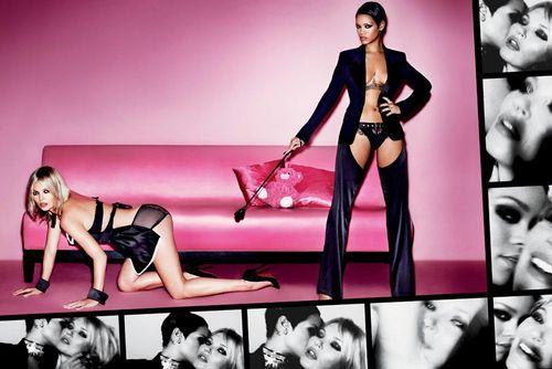 Rihanna & Kate Moss for V Magazine-2