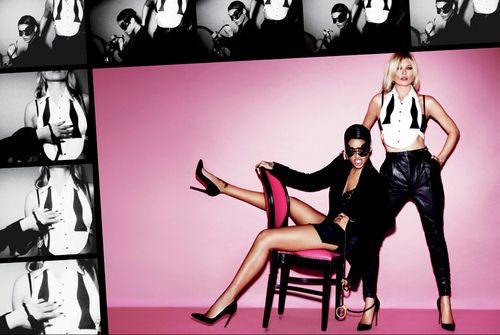Rihanna & Kate Moss for V Magazine-5