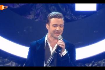 Justin Timberlake Mirrors Wetten dass..?
