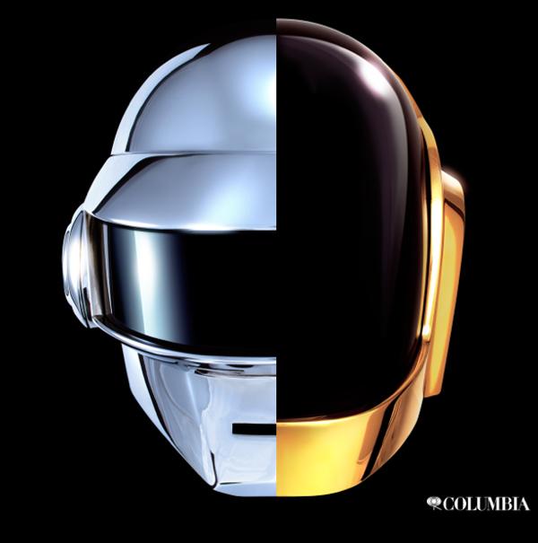 Daft Punk Columbia Album Cover