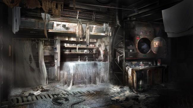 Mess Bunker