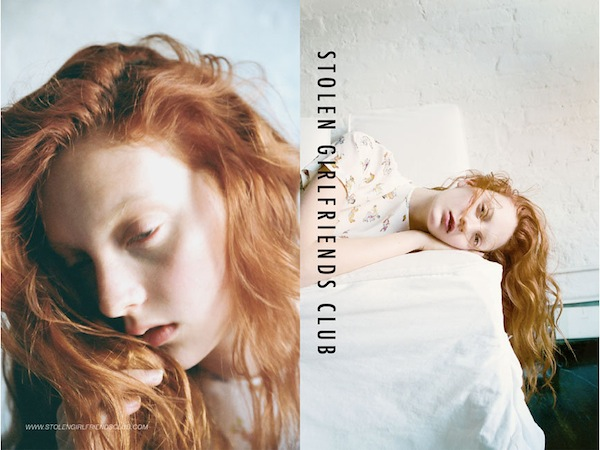 Codie Young for Stolen Girlfriends Club Winter 2013-6