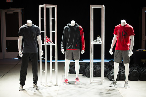 Reebok Canada Live With Fire Collection