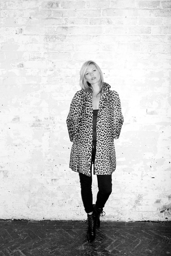 Kate Moss shot by Terry Richardson 2013