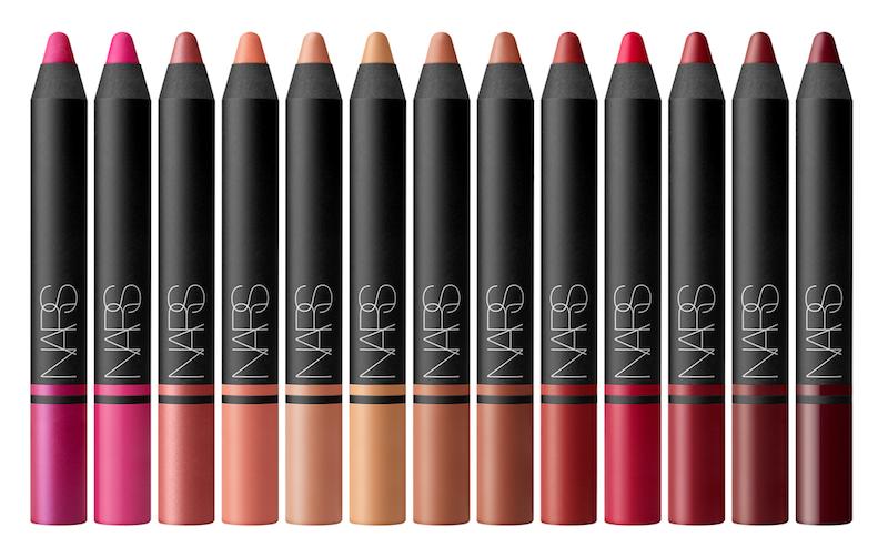 NARS Satin Lip Pencil Group