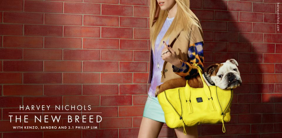 Harvey Nichols Springs 2013 Campaign