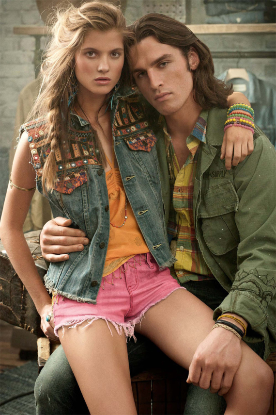 Denim Supply Ralph Lauren Spring 2013 Lookbook
