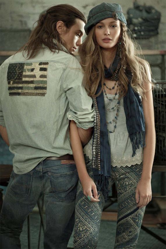 Denim Supply Ralph Lauren Spring 2013 Lookbook