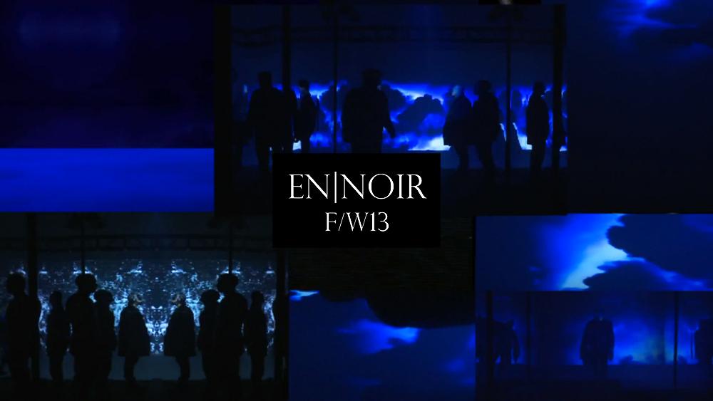 En Noir Fall Winter 2013 Collection Video