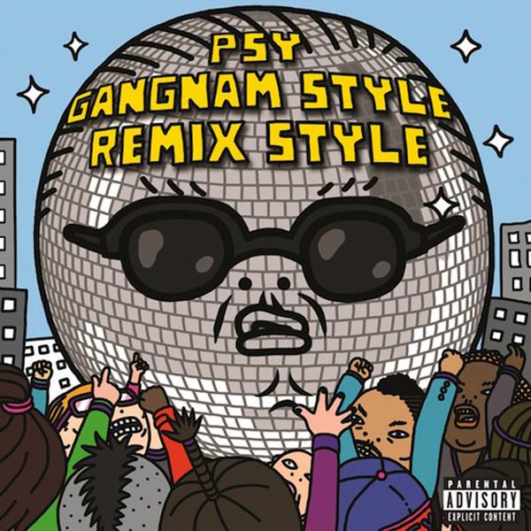 PSY 2 Chainz Tyga Gangnam Style Diplo Remix