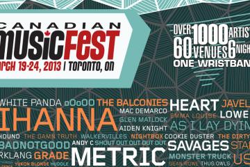 Canadian Music Fest 2013
