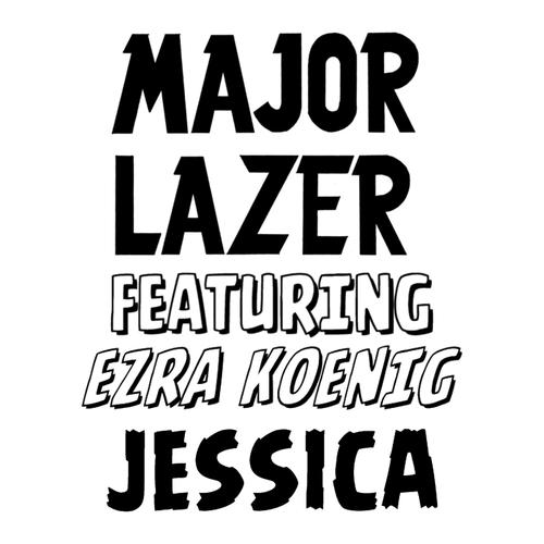 Major Lazer jessica