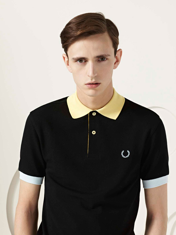 Fred Perry Mens Laurel Wreath Spring Summer 2013-2