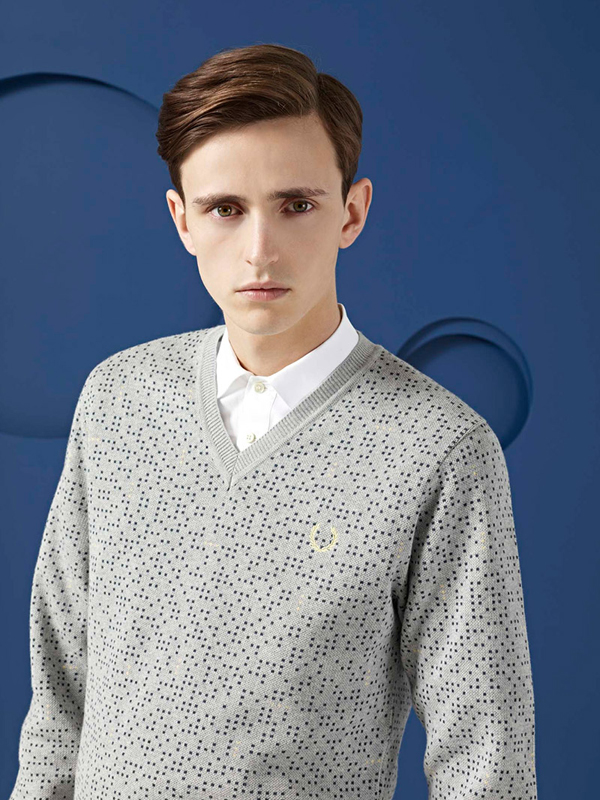 Fred Perry Mens Laurel Wreath Spring Summer 2013-3