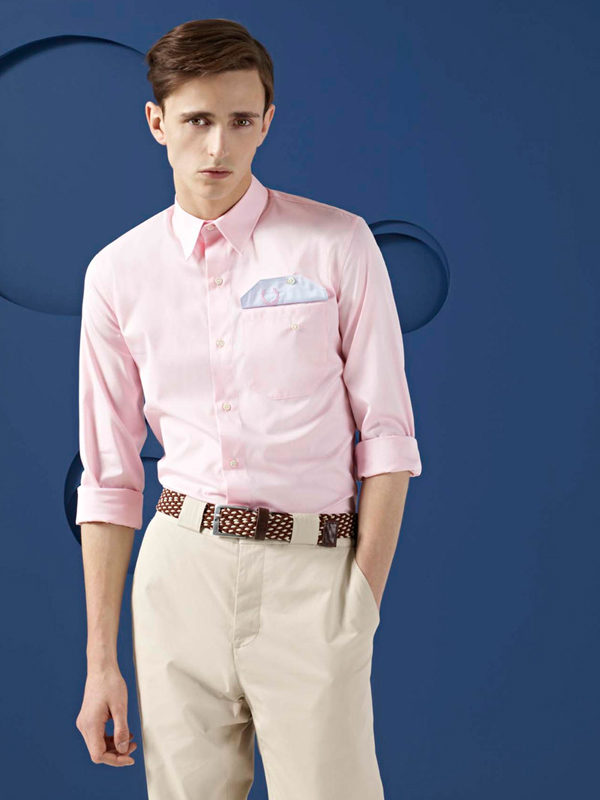 Fred Perry Mens Laurel Wreath Spring Summer 2013-4