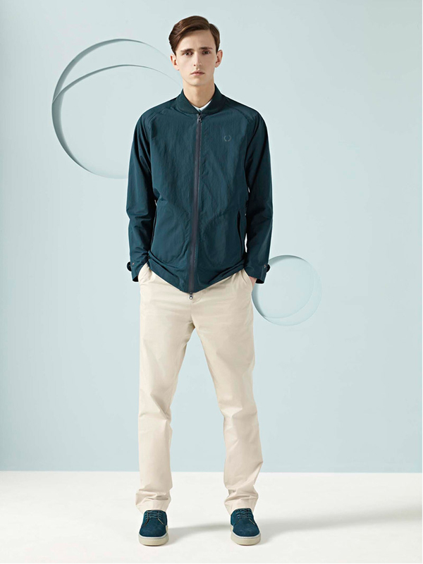 Fred Perry Mens Laurel Wreath Spring Summer 2013-5