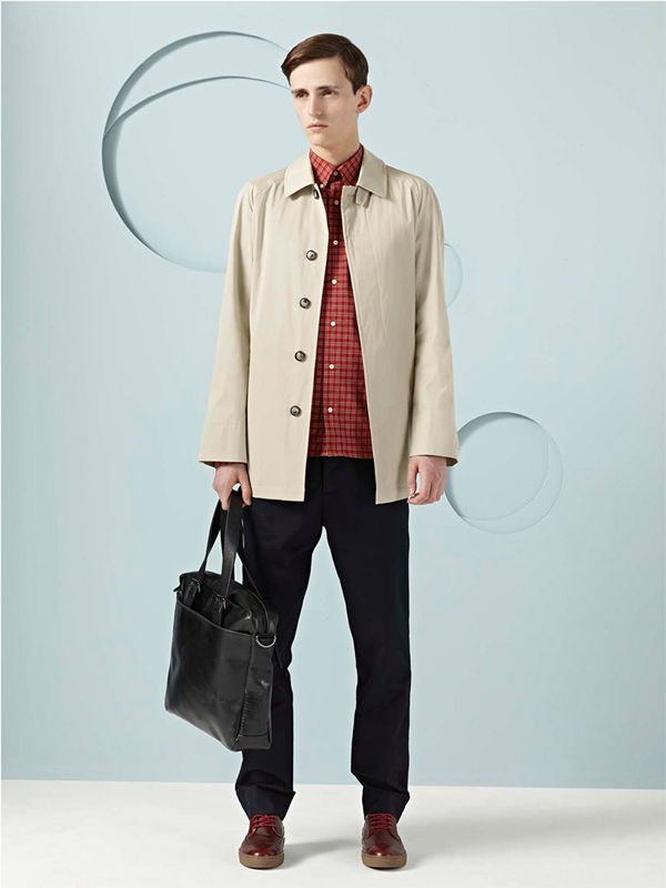 Fred Perry Mens Laurel Wreath Spring Summer 2013