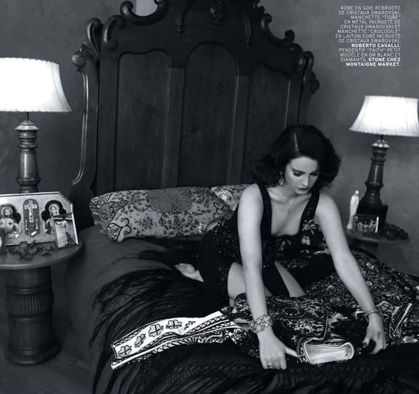 Lana Del Rey for L'Officiel Paris April 2013-10