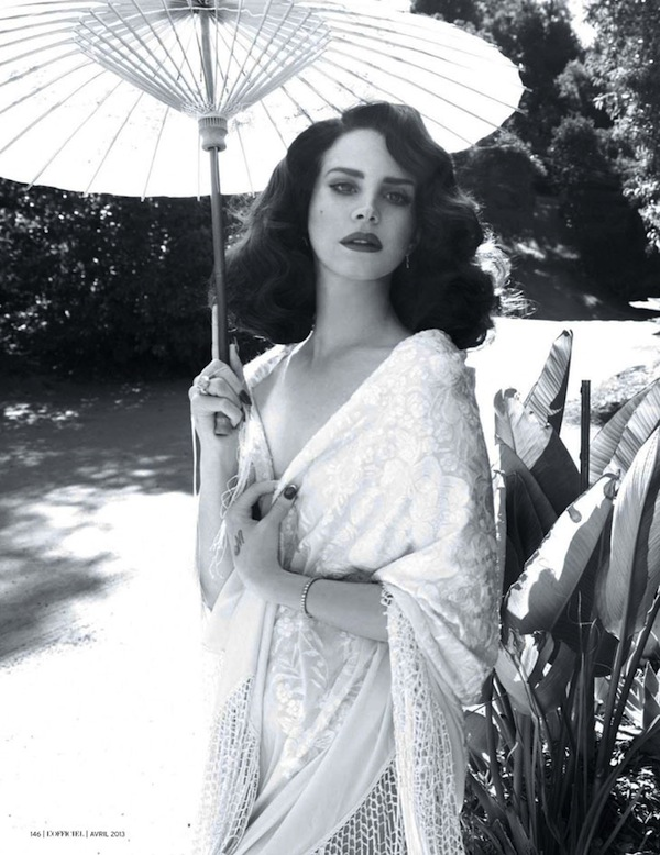 Lana Del Rey for L'Officiel Paris April 2013-12