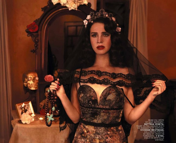 Lana Del Rey for L'Officiel Paris April 2013-13