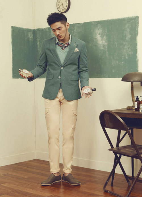TI For Men Spring Summer 2013 Lookbook-1
