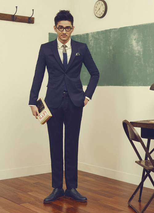 TI For Men Spring Summer 2013 Lookbook-11