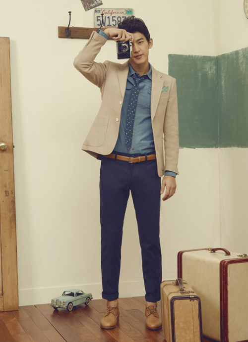 TI For Men Spring Summer 2013 Lookbook-12