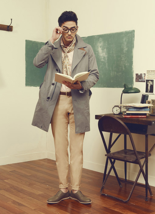 TI For Men Spring Summer 2013 Lookbook-8