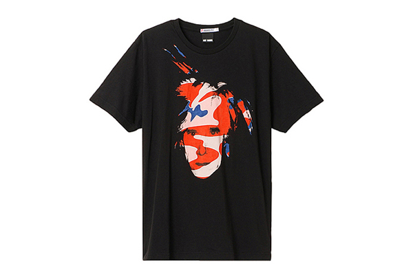 Andy Warhol x Uniqlo Spring Summer 2013 UT Collection-1