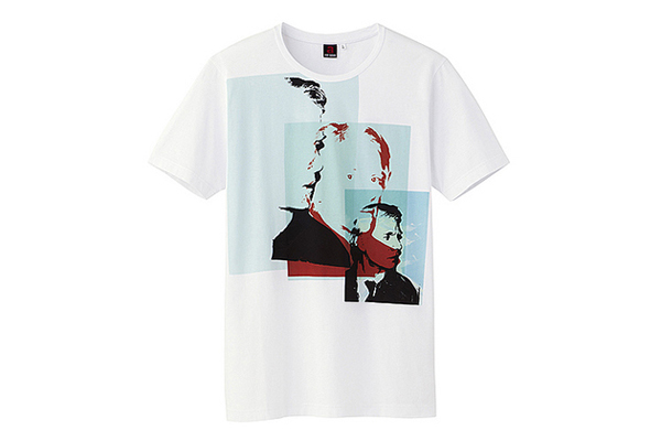 Andy Warhol x Uniqlo Spring Summer 2013 UT Collection-3