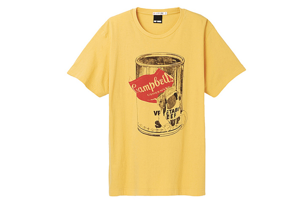Andy Warhol x Uniqlo Spring Summer 2013 UT Collection