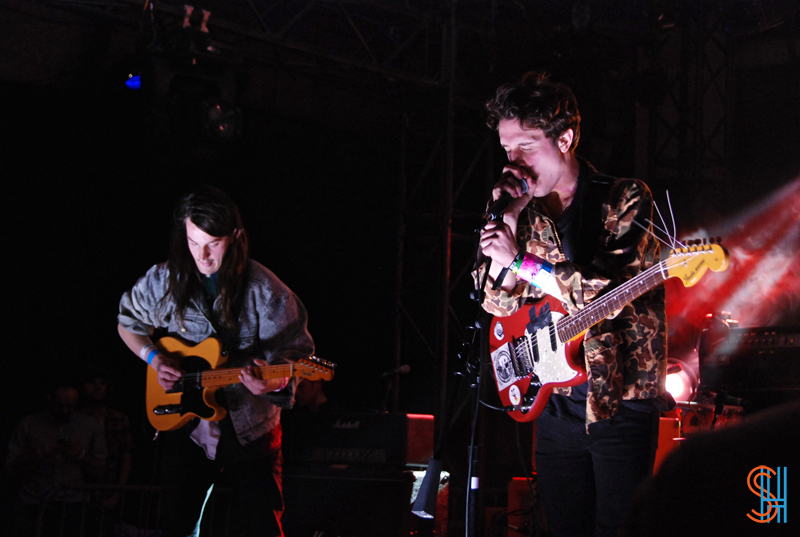 Beach Fossils at SXSW 2013