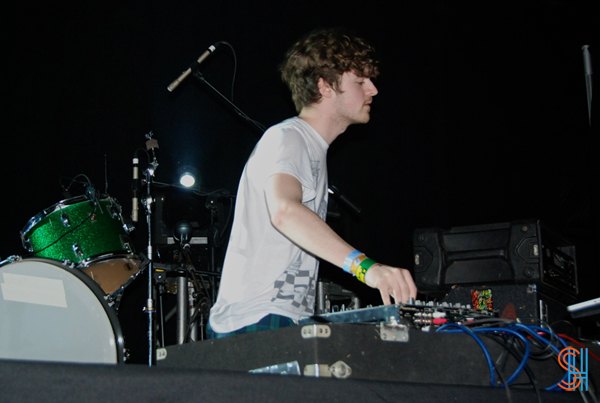 Ryan Hemsworth at SXSW 2013