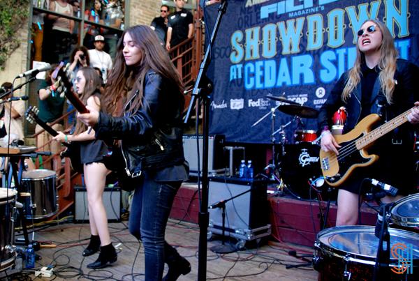 Haim at SXSW 2013-4
