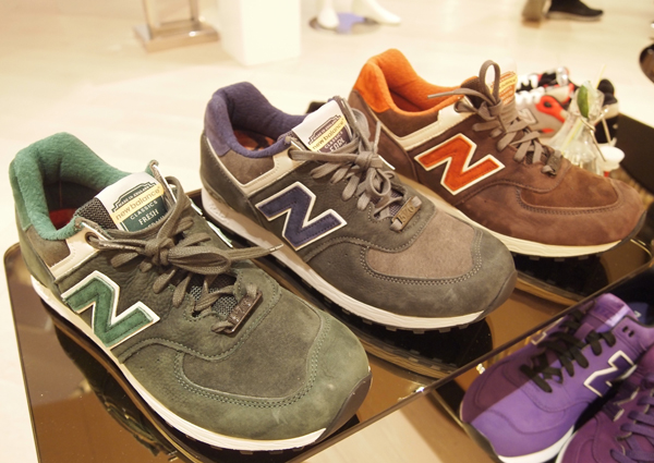 New Balance Spring Summer 2013 Collection Preview
