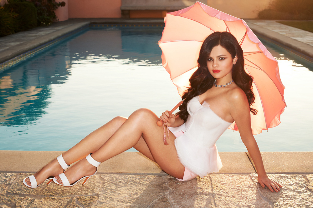Selena Gomez Harpers Bazaar Terry Richardson