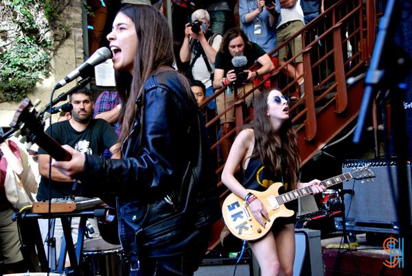 Haim at SXSW 2013-6