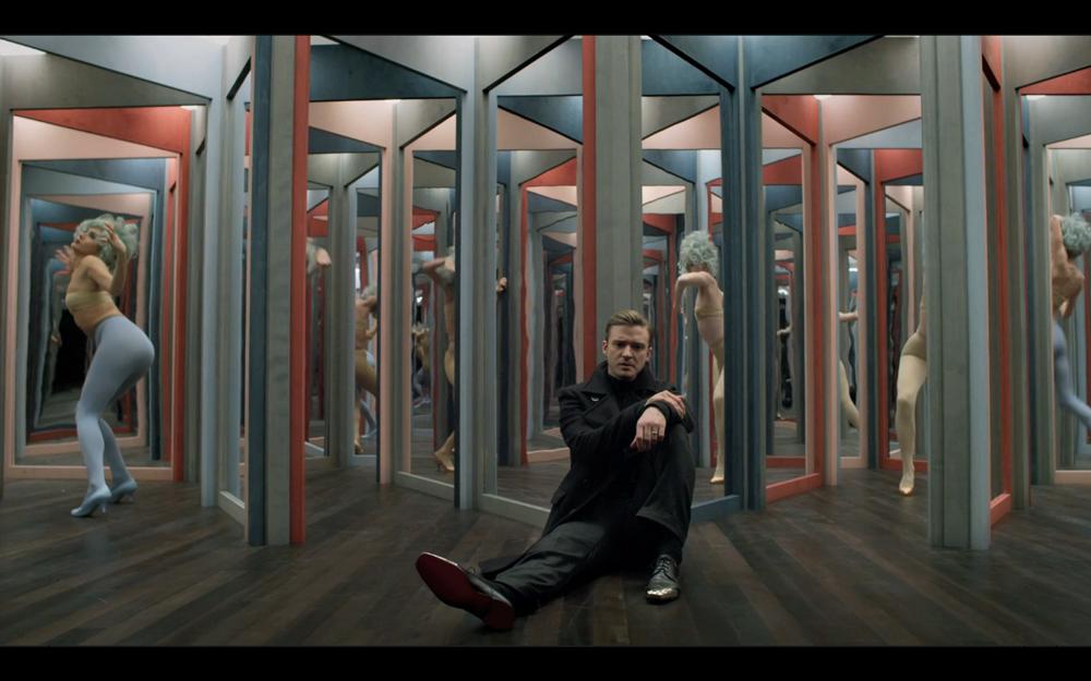 Justin Timberlake Mirrors Music Video
