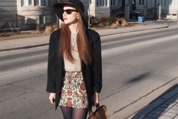 What I Wore Fashion Week Part 1
