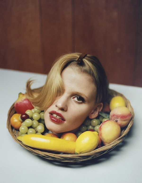 Lara Stone for i-D Magazine Spring 2013-2