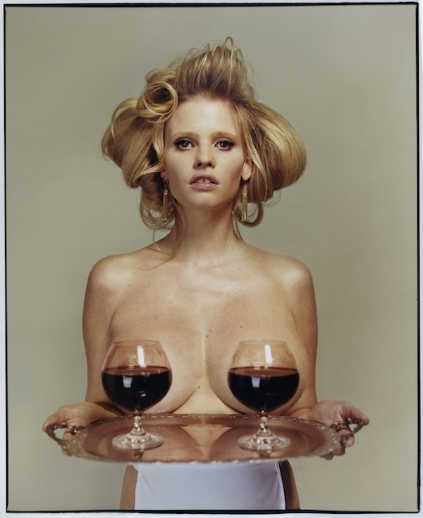 Lara Stone for i-D Magazine Spring 2013