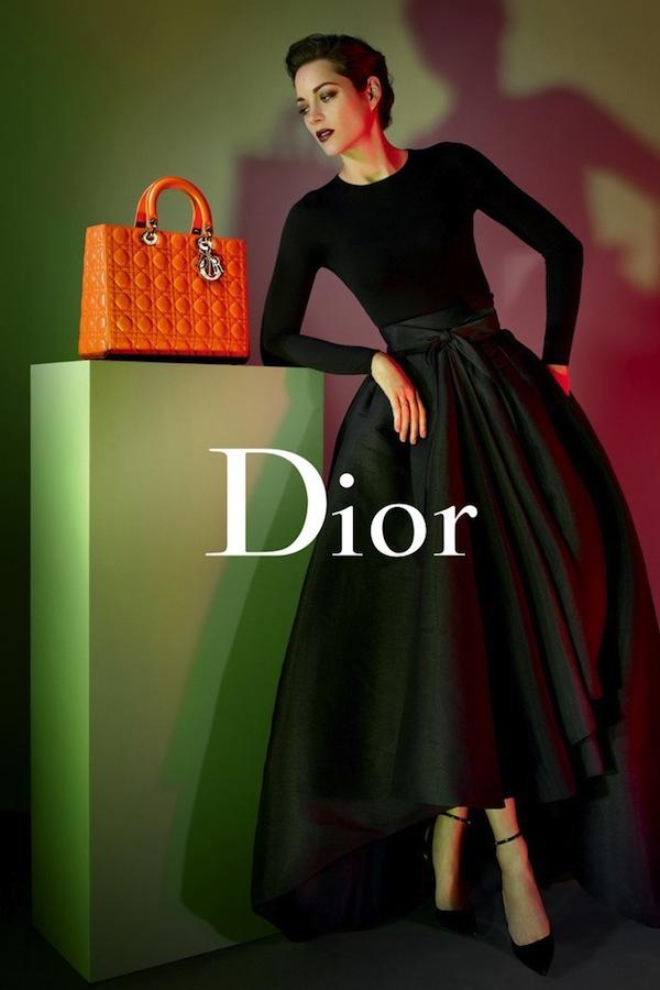 Marion Cotillard for Lady Dior-2