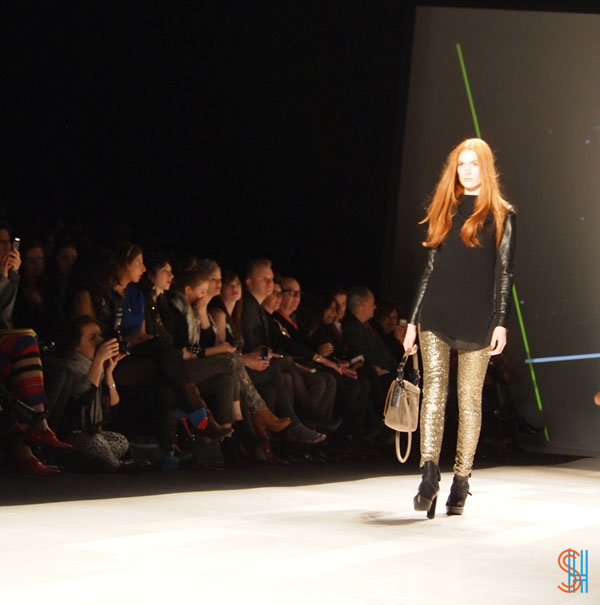 RUDSAK Fall Winter 2013 at Toronto Fashion Week