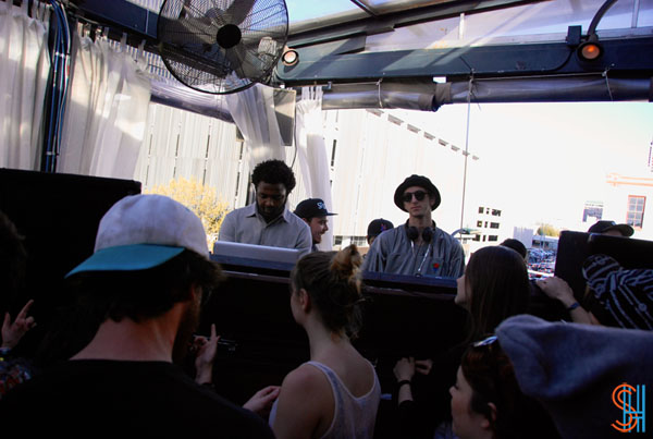 SXSW Day Five- Laura Mvula, Skream, Vacationer, XXYYXX Shlohmo