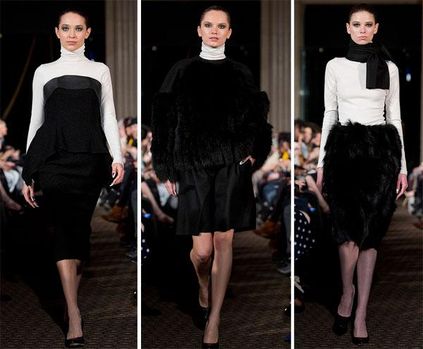 Lucian Matis Fall Winter 2013 at Toronto Fashion Week-10